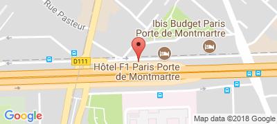 H tel ibis budget paris porte de montmartre - Ibis porte de clignancourt ...
