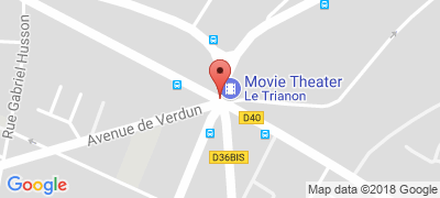 Le Trianon, Place Carnot, 93230 ROMAINVILLE