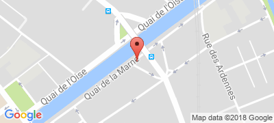 Ourcq Living Colors, 26 quai de La Marne, 75019 PARIS