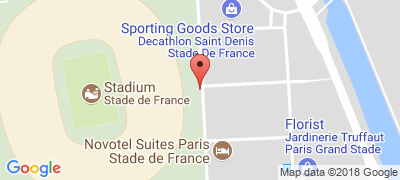 Point d'Information Tourisme Saint-Denis Stade de France, 21 rue Jules Rimet, 93200 SAINT-DENIS