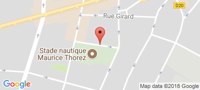Stade nautique Maurice Thorez, 21 rue du Colonel Raynal, 93100 MONTREUIL