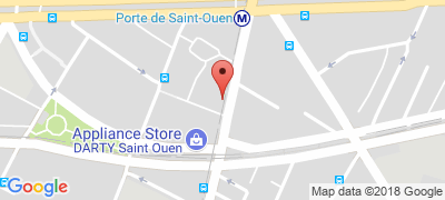 Source Hotel Puces Saint-Ouen, 135 avenue de Saint-Ouen, 75017 PARIS
