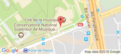 Philharmonie 2 de Paris , 221 avenue Jean-Jaurès, 75019 PARIS