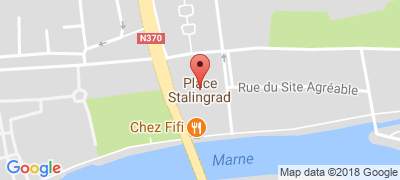 place Stalingrad, 93330 NEUILLY-SUR-MARNE