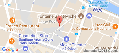 Holiday Inn Paris Notre Dame, 4 rue Danton, 75006 PARIS