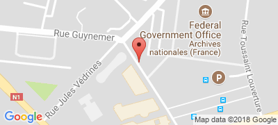 Les Archives Nationales, 59 rue Guynemer, 93380 PIERREFITTE-SUR-SEINE