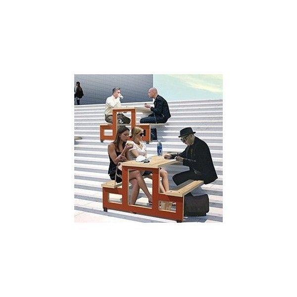le mobilier urbain by j c choblet. Black Bedroom Furniture Sets. Home Design Ideas