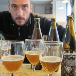 A brewer in Paris