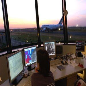 Météo France : prévision et navigation aérienne