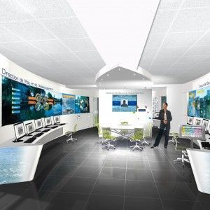 Central de gestion automatisée