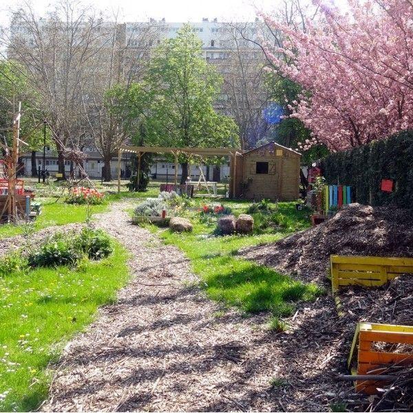 Auberfabrik visite au jardin des fabriques seine saint denis tourisme for Jardin a visiter