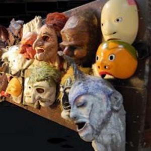 Alaric Chagnard, sculpteur de masques pour le théâtre - Université populaire Est Ensemble