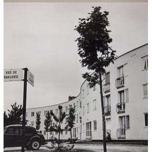 L'Abreuvoir, « cité-jardin » d'Émile Aillaud à Bobigny