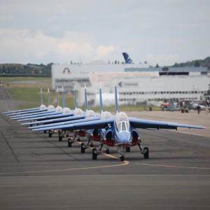L'aéroport du Bourget, le premier aéroport d'affaires d'Europe
