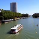 Croisière électro Open Air jusqu'au 6b à Saint-Denis