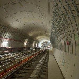 RATP - la phase finale du prolongement de la ligne 12