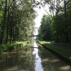Croisière sur le Canal de l'Ourcq, de Paris à Trilbardou