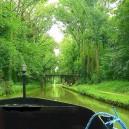 cyclo croisi232re sur le canal de lourcq
