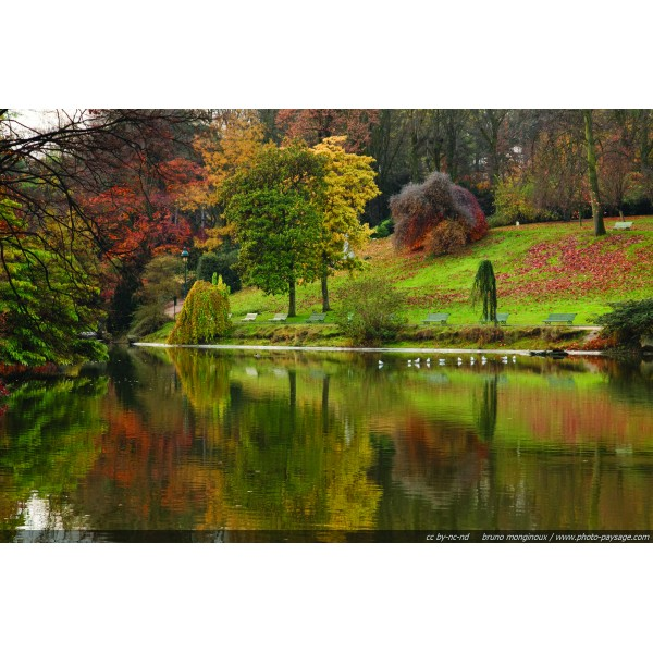 Autour du parc montsouris villas ateliers d 39 artistes et jardins l 39 anglaise balade avec - Jardins a l anglaise ...
