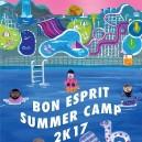 Bon Esprit : Hip hop cruise + Open air block party