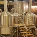 La brasserie Gallia, manufacture de bières