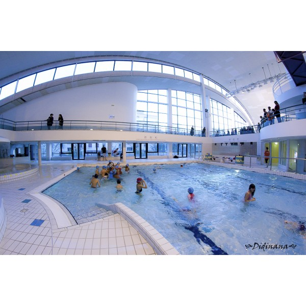 Des coulisses aux bassins le fonctionnement de la piscine for Piscine baleine saint denis