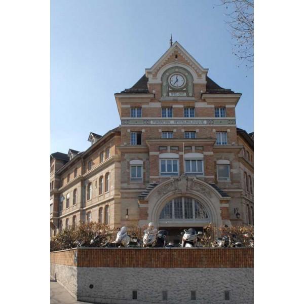 Visite sur l 39 immigration juive dans le 19 me for Visite autour de paris