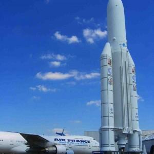 Explore l'espace au Musée de l'air de l'espace