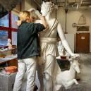 Atelier enfants aux ateliers d'art de la Réunion des musées nationaux-Grand Palais - Journées du patrimoine