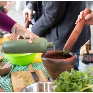Atelier culinaire zéro-déchet au Port de loisirs de l'Eté du Canal