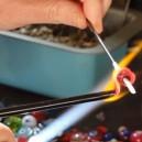 Atelier de verre à la flamme - Université Populaire d'Est Ensemble