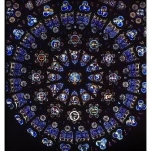 Les vitraux de la Basilique de Saint-Denis