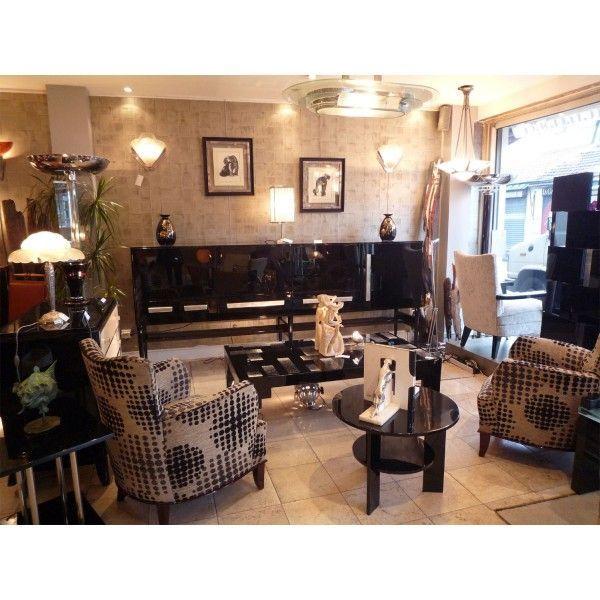 meubles de style art d co aux puces seine saint denis tourisme. Black Bedroom Furniture Sets. Home Design Ideas