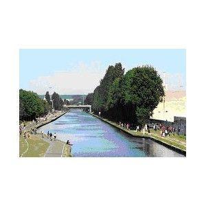 """Balade pédestre verte : """"Bobigny les berges du canal hier, aujourd'hui, demain"""""""