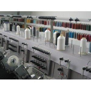 Atelier textile et ennoblissement des tissus